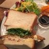 アジフライサンドが美味しい! ブランチしに「北出食堂」に行ってみた。(千代田区岩本町)