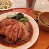 【シンガポール料理】海南鶏麺(揚げ)を喰ふ at 新橋