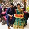 【インドで国際結婚】贈り物に指輪の交換! インドの婚前イベント「婚約式」はこんな感じだった