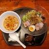 【金沢 定食 食堂】「肉盛り冷やしラー油麺」竹の家 (たけのや)