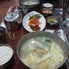 プゴグク(干しダラのスープ)を食べてきた!@武橋洞プゴグッチプ(市庁)