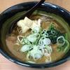 麺喰らう(その 201)カレーそば featuring  C&C