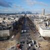 【フランス】パリの街を歩こう!~エッフェル塔からエトワール凱旋門まで~