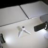 ほとんど100均で作った折りたたみ式の大きい撮影ボックス