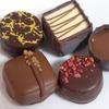 今日のおやつ: Gavarny のDAINTIESチョコレートアソート