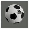 Fusion360でサッカーボールをモデリングした