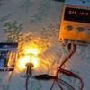 LEDウインカーバルブの取り付け事前テスト