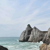 【インスタ映え!】和歌山・白崎海洋公園 人・車の観光撮影スポット ハリアーも!