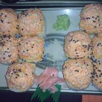 コスメルの日本食レストランの「MIDORI SUSHI]を再びほうもんしてみた(笑)