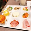 【大阪旅行①】クインテッサホテル大阪ベイ(朝食ビュッフェに感動)