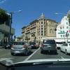 【Day1】ロサンゼルスの街をレンタカーで走りながら車窓観光をする。~『プリティ・ウーマン』のホテル、ビバリーヒルズの看板、チャイニーズシアター~