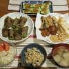 2017/06/08の夕食