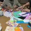 98歳になるばあちゃんに折り紙の着物を教わってきました!!作り方メモ❤︎