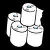トイレットペーパーのデマ情報を信じる日本人