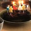 3歳の誕生日ケーキは一緒に作る。プレゼントは図鑑とよく切れる鋼の小包丁