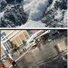 国道8号の立ち往生は未だ解消せず!寒気が抜けたあとは、雪崩や融雪洪水に要注意!!