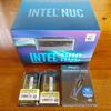 インテル NUC10(NUC10i7FNH)をサーバに仕立てる