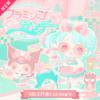 【今日のハロスイ】新作ハッピーバッグ「フラミンゴ♡サンデー」初日7連ガチャ結果報告
