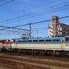 第1564列車 「 鮫釜万歳!無動力回送の付いた8865レを狙う 」
