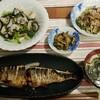 2017/06/07の夕食