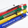 【元祖芯が折れないシャープペンシル】「プレスマン」を全色揃えてみました!