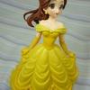 バンプレスト『Disney Characters Crystalux ~BELLE~』【フィギュアレビュー】