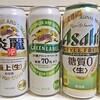 糖質オフ&プリン体ゼロ缶ビール7種比較&おすすめ【カロリー無関係】