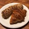 かほく市白尾「菜虫化蝶」でパン三種