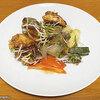 【デリバリー】ジョナサン ~鶏むね肉と野菜のバルサミコ香酢あん~