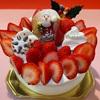 リーズナブルな市販のクリスマスケーキに一手間加えてヴァージョンアップ。簡単に自分好みの味を作る。
