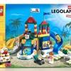 【LEGOレビュー】LEGOLAND 40473 ウォーターパーク