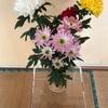 特注の花の架台を作りました。