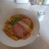 鶴瀬【noodle kitchen KYO】煮干しそば ¥750+煮干しそば用替え玉 ¥130