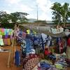 タンザニアの布と道中の思い出