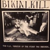 PAGE2 「THE C.D  VERSION OF THE  FIRST TWO RECORDS」BIKINI KILL 1994年