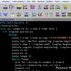 EmacsLisp遊び。。。