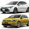 カローラスポーツと、ゴルフを、比較!サイズ、広さ、パワートレイン、走り、価格など。どっちが良い車?