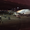 シンガポール航空バンコク行き タイ航空羽田行きジャンボジェット 搭乗記