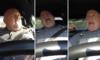 警察車両車内カメラの告白 ~ テイラー・スウィフト歌いまくりコップ