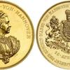 ドイツ ハノーバー王国1898年23ダカットゴールドメダル