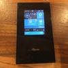 【モバイル環境】SIMフリー wifiルーター MR04LN購入