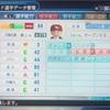 173.リクエスト 倭真二選手 (パワプロ2018)
