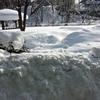 マジで雪が止みません(笑