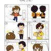 貿易事務漫画 第2話 -DHLさん-