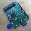 DIYフクロウ 変換基板を修理してSSD化するの巻 (mSATA ノートIDE 変換)