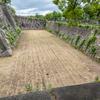 大坂城の空堀