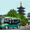 蘇州市で自動運転ロボバスが営業運行。実証実験の段階を終えた中国の自動運転