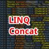 【C#,LINQ】Concat~配列やリストを他の配列やリストを合体したいとき~