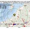 2017年08月26日  柏崎刈羽原子力発電所周辺の地殻変動と地震活動