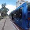 #621 横浜のベイサイドブルーに乗ってみた 東京BRTと同型の連節バス